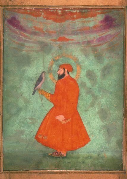 Guru Tegh Bahadur, Kapany Collection Asian Art Museum
