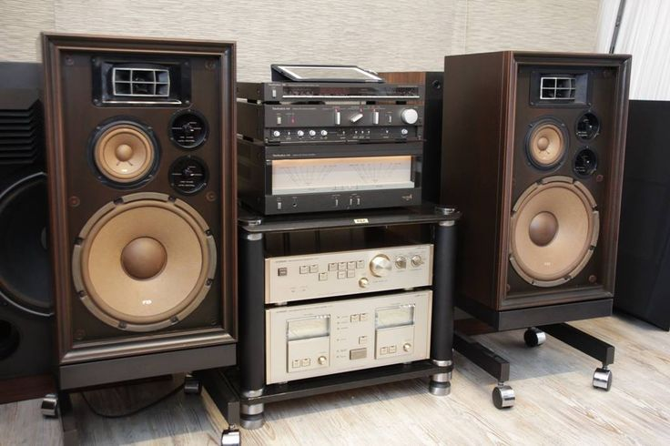 Vintage audio Technics