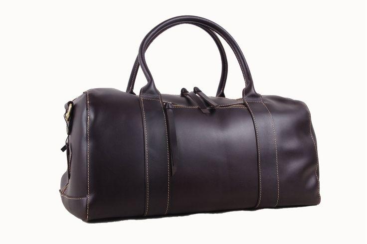 Borsa in pelle viaggio borsa pelle borsone cabina viaggio borsa Weekender borsa ventiquattrore in pelle by sunmarkstudio on Etsy