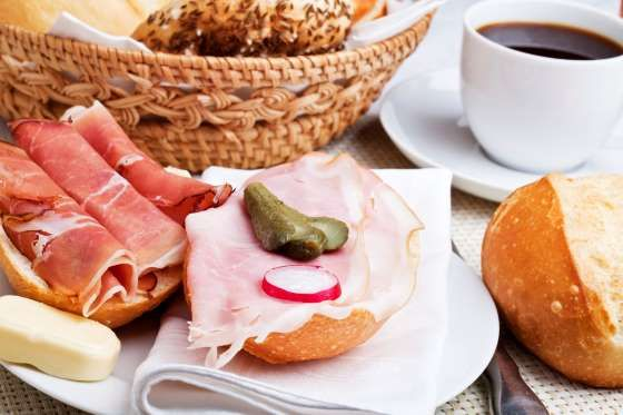 how to make a traditional german breakfast