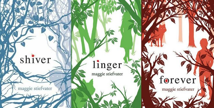 If you love wolves and good books you need to read Maggie Stiefvater's Shiver series as I call it...a very interesting take on the whole werewolf thing.