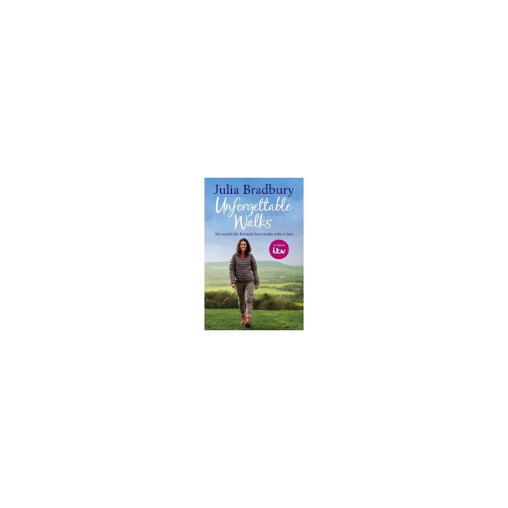 Unforgettable Walks : Best Walks With a View (Hardcover) (Julia Bradbury)