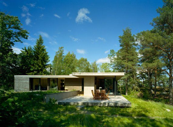 Island House in Sweden