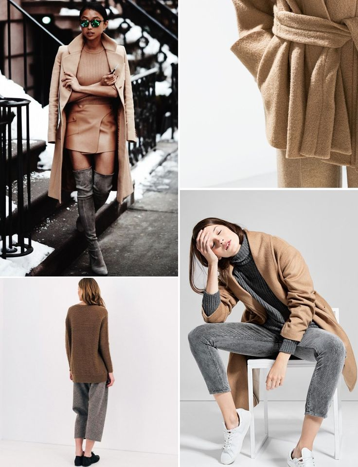 Camel, Inspiration, Fashion, Street Style