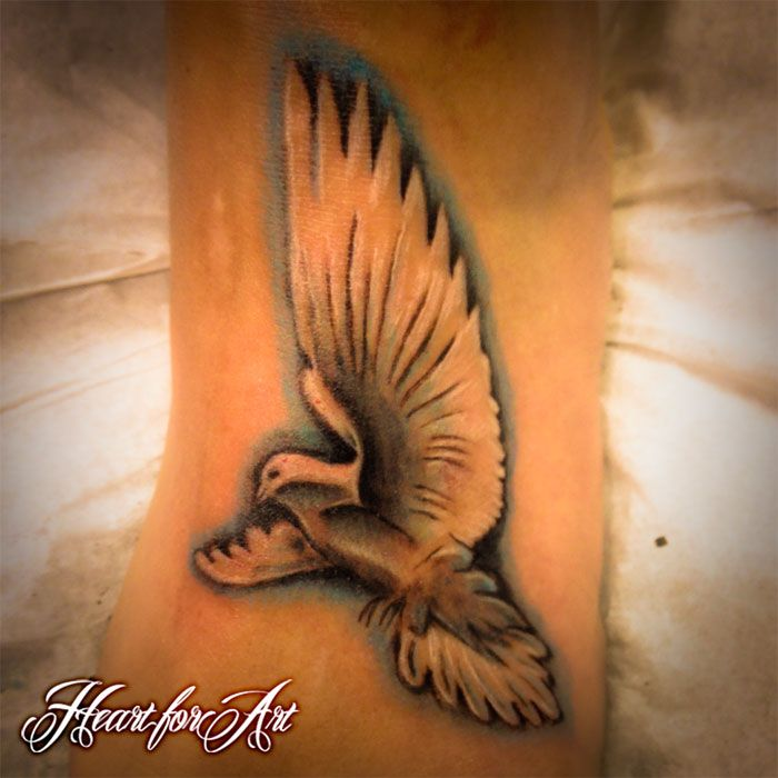 17 best images about projects to try on pinterest time for Realistic bird tattoo