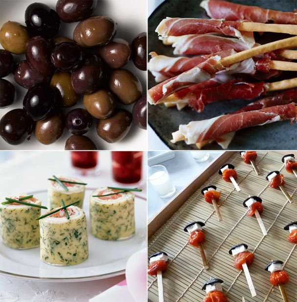 92 best Appetizing Appetizers-Cold to Room Temp images on ...