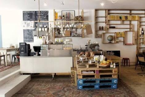 Resultado de imagen para exterior cafeterias diseño vintage