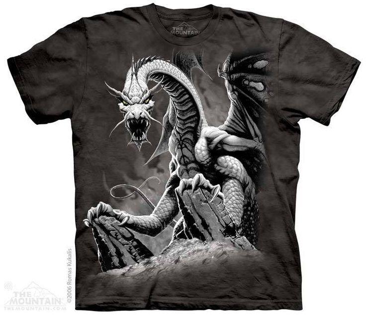 PRIKID - Black Dragon T-Shirt, €37.00 (https://prikid.eu/black-dragon-t-shirt/)