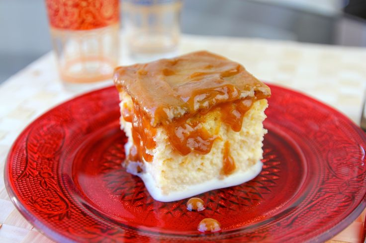 Milchkuchen - Tres Leches - Powered by @ultimaterecipe