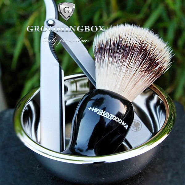 www.groomingbox.com. Premium Shaving for Men. #Dovo #Proraso #TheShaveDoctor #Gentsse, #GreensmileOfScandinavia #BenjaminBarber. www.groomingbox.com. VALUE: €215. PRICE €99-70. | #subscriptionbox #wetshave #classicshaving #classic #shavelikeyourgrandpa #wetshaving #marksproston #shapemeup #shavedoc #barber #barberworld #barbershop #shave #straightrazor #razor #classic #vintage #classicshave #shavelikeyourgrandpa #hottowel