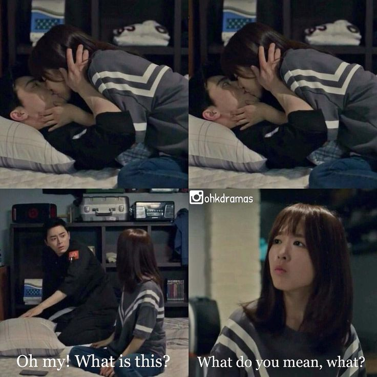 Korean Dramas دراما كوريه On Instagram Oh My Ghost Ep 4 Hahaha This Scene When He Realized That He Is Not Kissin Oh My Ghostess Dramas Live Action
