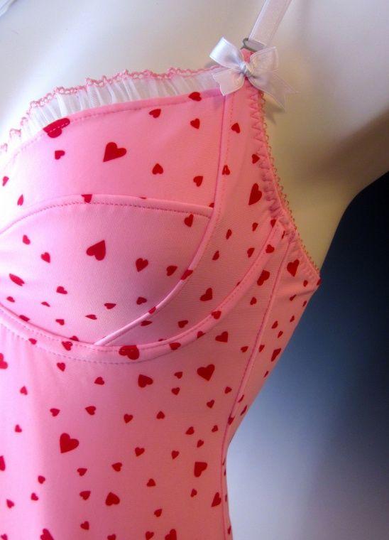 Great adaptation of the Marlborough bra pattern to make a ...