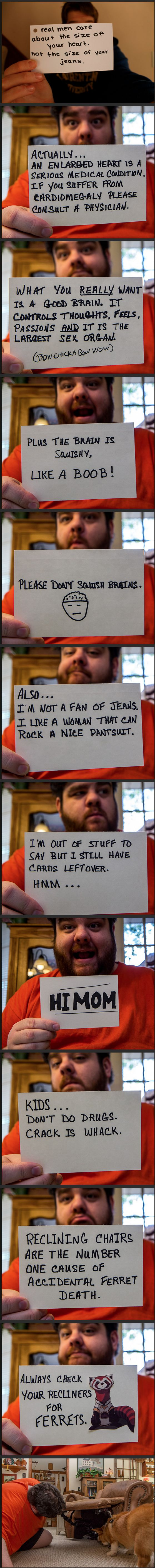 haha: Note Card, This Man, Giggle, Notecard, Funny Stuff, So Funny