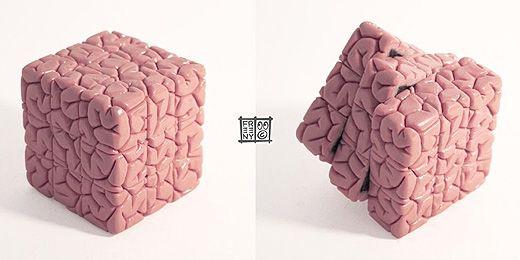 Der Rubiks Cube bzw. Zauberwürfel hat über die letzten Jahrzehnte so manch einem Nutzer die Hirnwindungen verdreht. Mittlerweile gibt es das kultige Puzzle