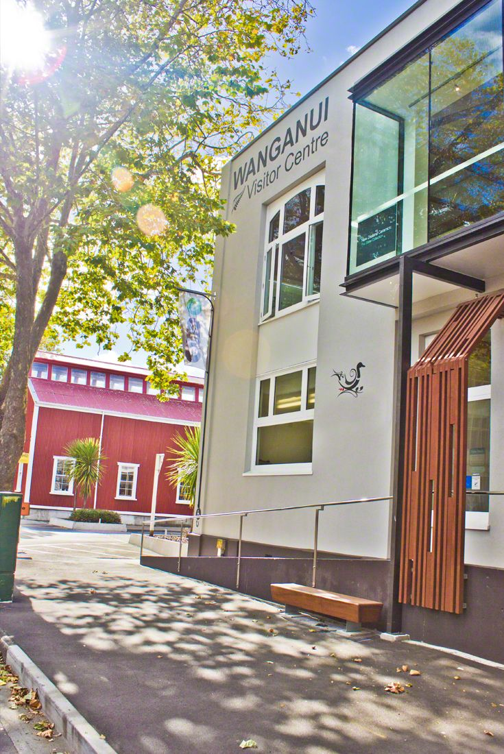 The award-winning Whanganui i-SITE Visitor Centre is your 'one stop travel shop' for tours, activities and accommodation in Whanganui and throughout New Zealand! via @visitwhanganui