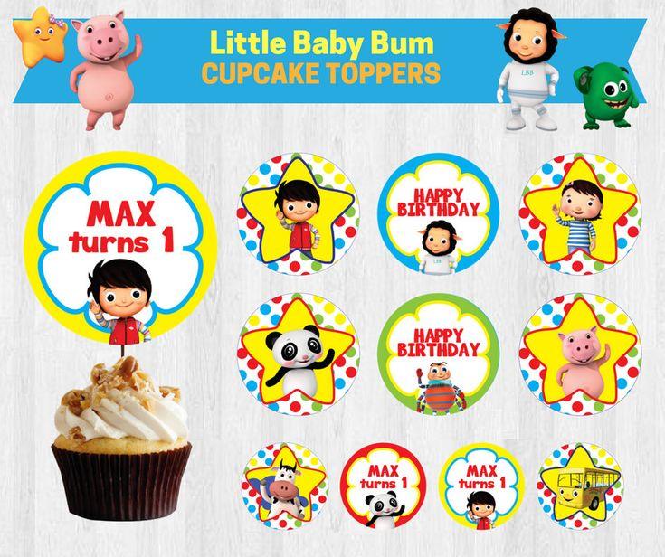 12 best Little Baby Bum images on Pinterest | Nursery ...