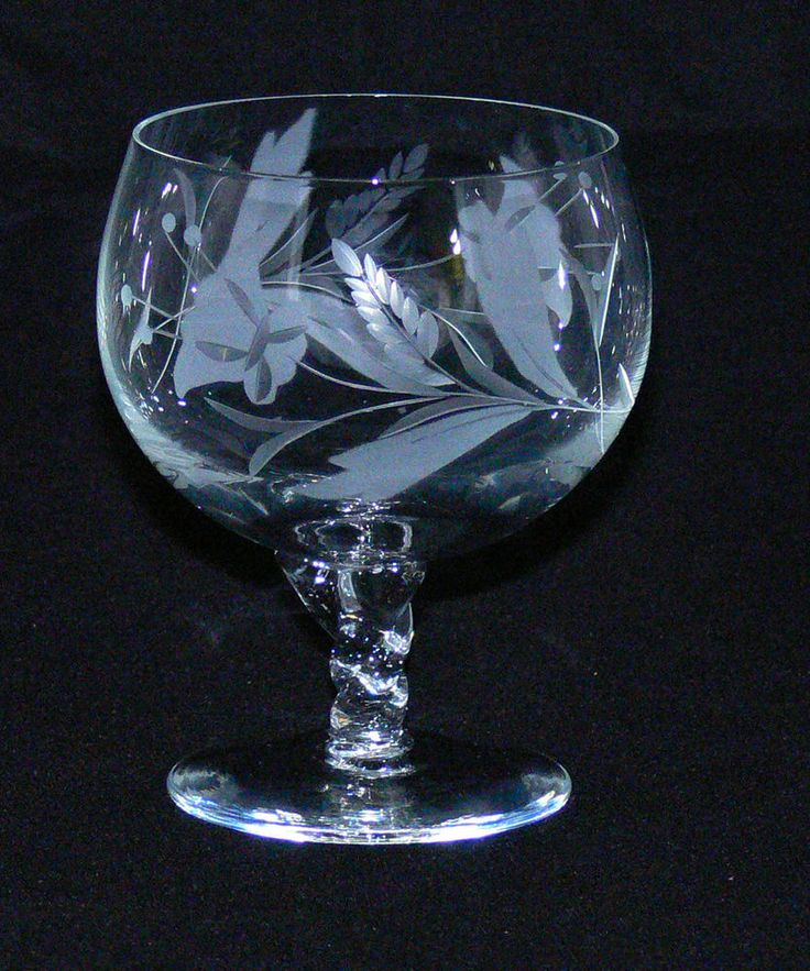 43 Best Images About Fine Crystal On Pinterest Serving Bowls Champagne Flutes And Rose Bowl