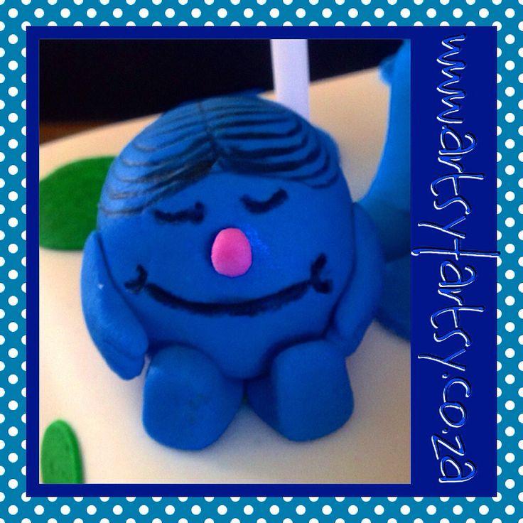 Mr Men, Mr Perfect Sugar Figurine #mrmensugarfigurine #mrperfectugarfigurine