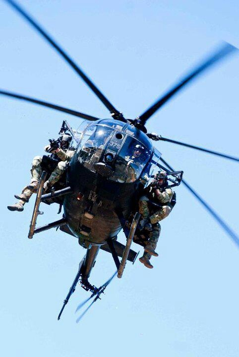 Green berets ride. America's Heros in action! God Bless Them!
