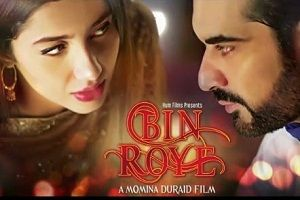 Watch Bin Roye Online Free DVDRip, Download Bin Roye (2015) Full Movie Watch Online Mp4 HDRip BR 720p Pakistani Film Torrent Dailymotion Youtube