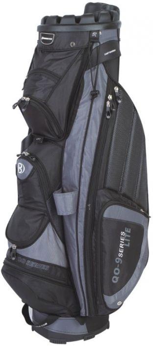 "Grey Quiet Organizer ""9"" Lite Bennington Ladies Golf Cart Bag! More cool golf bags at #lorisgolfshoppe"