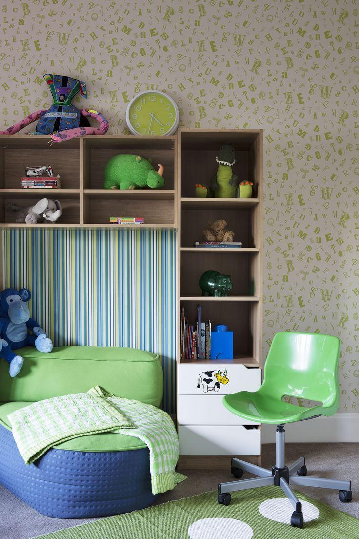 Alexandra Kidd Design Lord Street Project Kids Room