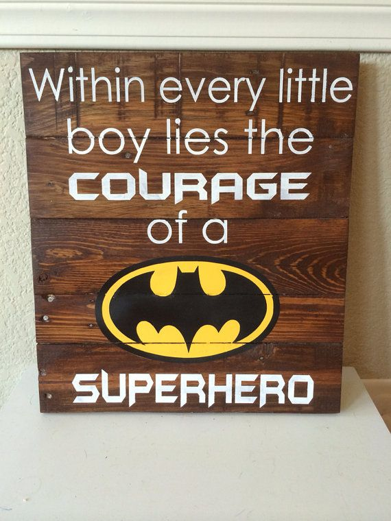 Within Every Little Boy Lies The Courage Of A by WTGDesigns, $40.00