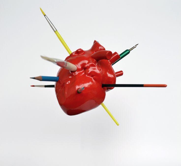 the artist heart