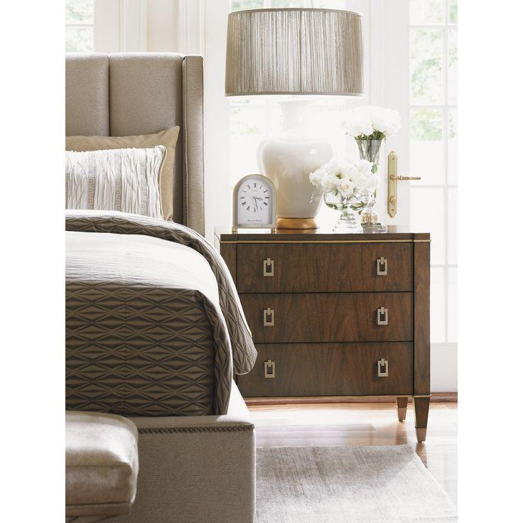 Lexington Furniture 706-621 Tower Place Burnham Nightstand