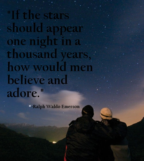 Emerson Nature Quotes: 43 Best The NIGHT Of BEAUTY Images On Pinterest
