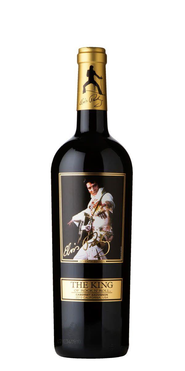 Elvis lever! Det gör i alla fall försäljningen av den Cabernet Sauvignon som bär hans namn och bild. 33000 sålda flaskor 2016. Den enda utländska kändisen på vår topplista.