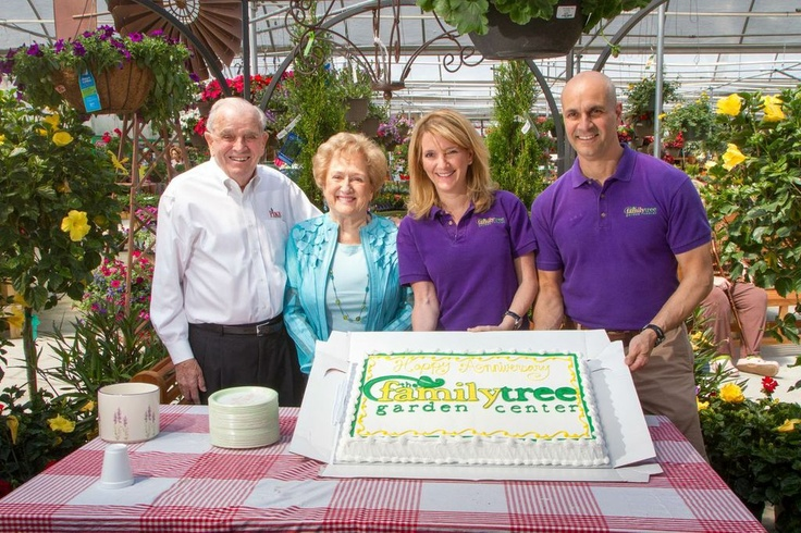 The Family Tree Garden Center Is Family Owned And Operated, Located In  Snellville, GA. Dana Pike Van Vlake And Her Family Have Been In The Nursery  U2026