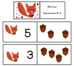 Ateliers numération 0-10