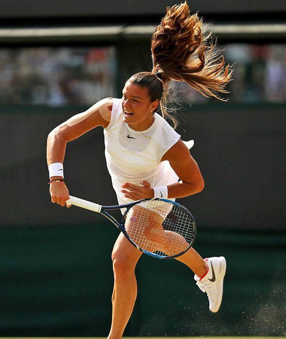 Wimbledon 2017: Johanna Konta sails through to fourth round against Maria Sakkari - http://buzznews.co.uk/wimbledon-2017-johanna-konta-sails-through-to-fourth-round-against-maria-sakkari -