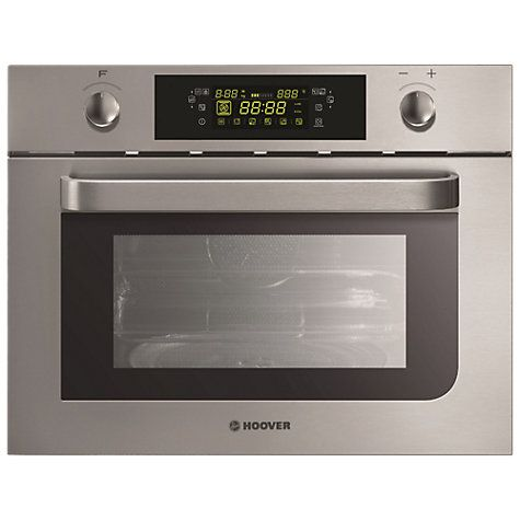 Buy Hoover HMC440PX Built-In Combination Microwave Oven, Stainless Steel Online at johnlewis.com