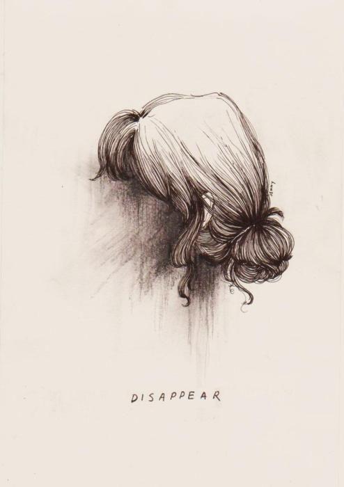 A arte depressiva de Jenny Yu - Choco la Design   Choco la Design   Design é como chocolate, deixa tudo mais gostoso.