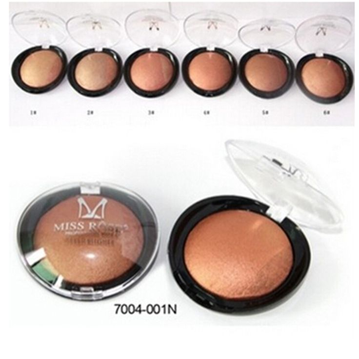 Miss Rose Brand Beauty Face Blush Makeup Baked Cheek Color Bronzer Blusher Palette Highlight Cosmetic Shadow Professional New-in Blush from Health & Beauty on Aliexpress.com | Alibaba Group
