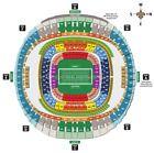 4 New Orleans Saints vs Atlanta Falcons Tickets 12/24/17