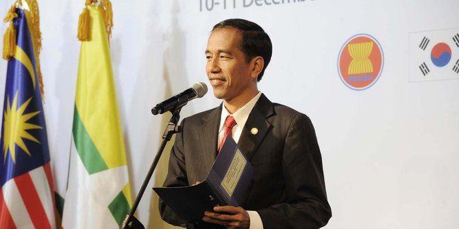Tak kalah dari Obama, Jokowi juga 'garang' hadapi China