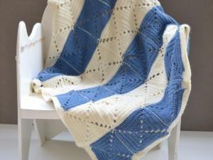 Baby blanket au crochet • Hellocoton.fr