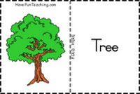 Earth Day Flash Cards Word List: Earth Day, Earth, Garbage Can, Green, Light Bulb, Litter, Planet Earth, Pollution, Recycle, River, Sun, Trash Can, Tree, Water.
