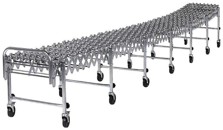 Nestaflex 226 Series Expandable Portable Conveyors