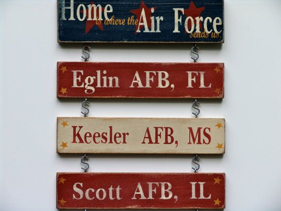 Home is where the Navy Sends Us: Airforce Send, The Doors, Decor Ideas, Crafts Ideas, Air Force, Force Stuff, Military Send, Crafts Projects, Neat Ideas