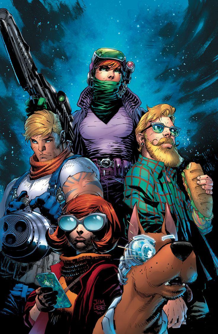 Scooby Apocalypse (2016) Issue #4