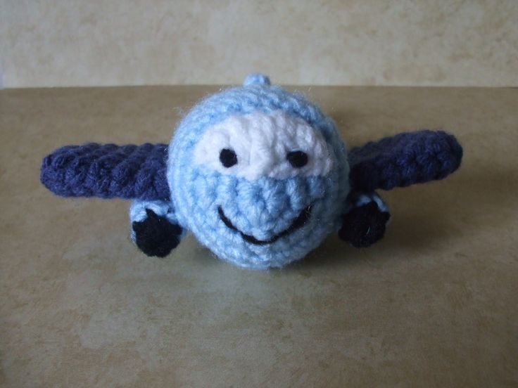 Crocheting On A Plane : Named Big Jet The Craft Frog: Crochet Airplane Patterns, Crochet ...