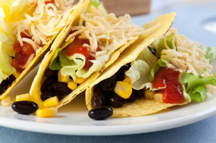 Tacos and Mexican food is often thought of as fattening and unhealthy. But with this recipe you can have a flavour filled meal which is Mexican inspired, delicious, higher in fibre with the addition of beans and lower in fat with less lean mince. Prep time: 5 minutes Cook time: …