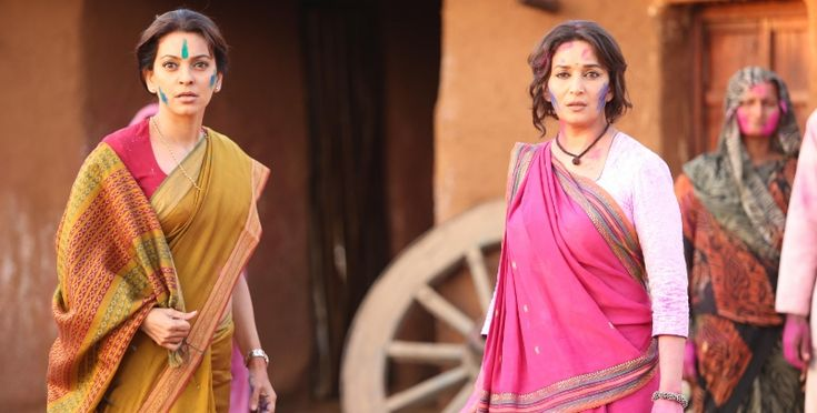Film Review: 'Gulaab Gang' — BollyBrit