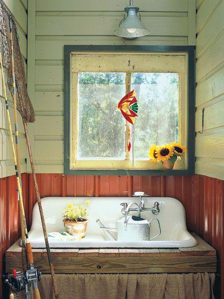 Franklin Kitchen Sinks : ... , Mudroom, House Ideas, Mud Rooms, Cottages, Farmhouse Sinks, Kitchen