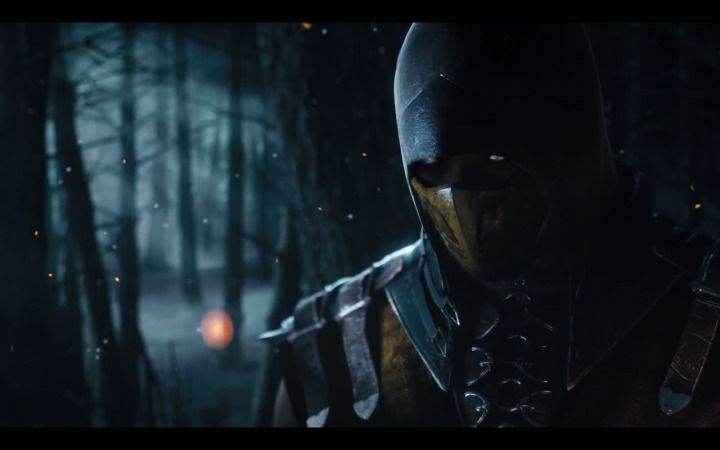 Scorpion's Second Fatality Revealed During Mortal Kombat X's Livestream