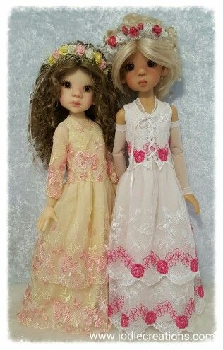 Kaye Wiggs MSD size Dolls  Www.jodiecreations.com